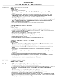 Corporate Finance Manager Resume Sample - Wudui.me Finance Manager Resume Sample Singapore Cv Template Team Leader Samples Velvet Jobs Marketing 8 Amazing Examples Livecareer Public Financial Analyst Complete Guide 20 Structured Associate Cporate Entrylevel Cover Letter And Templates Visualcv New Grad 17836 Westtexasrerdollzcom