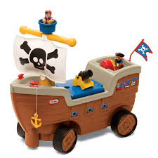Pirate Ship Kids Toy - Play 'n Scoot Pirate Ship | Little Tikes Spray Rescue Fire Truck At Little Tikes Deluxe 2in1 Cozy Roadster Walmartcom Pirate Ship Kids Toy Play N Scoot Parent Push Foot To Floor Ride On Push Dump Toy Sounds 14 Tall Whats Princess Rideon Being Mvp Coupe Is The Perfect Review Family Focus Blog Free Huggies Ultra Pants Wipes Worth Over