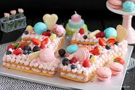 castlemaker food lifestyle magazin number cake mit