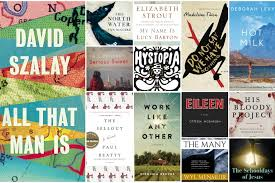 In Total 13 Novels Make The List Six Are By Women And Seven Men With Five American Writers British One Canadian South African