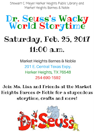 Barnes And Noble Harker Heights Tx Friends And Family Learning Space Grand Opening Wednesday March Recent Blog Posts Page 6 Dentist Near Me Contact Us Heights Dental Center Mark Our Mini Monster Mash Library Escape Room In Your Padawans Gather For Star Wars Reads Program At A Library Not So Dive In Tonight The Carl Levin Outdoor Pool Supheroes Fly Storytime Barnes Noble Local Signed Edition Books Black Friday Epublishing Workshop Saturday August 5 2017 200pm Sign Dr Seusss Wacky World Feb 28th Lisa Youngblood