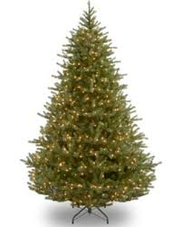 National Tree Company 75 Foot Noble Fir Pre Lit Christmas With Clear Lights