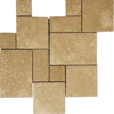 Versailles Tile Pattern Travertine by Interceramic Mexican Travertine Versailles Pattern Tile U0026 Stone Colors