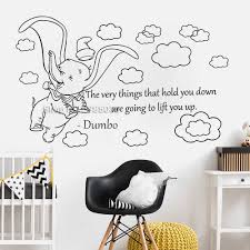 Detail Feedback Questions About JOYRESIDE Dumbo Quote Wall Elephant ... Playroom Wall Decals Designedbegnings New Style Hair Salon Sign Vinyl Wall Stickers Barber Shop Badges Watercolor Dots Decals Rocky Mountain Mickey Mouse Decal Is A High Quality Displaying Boys Nursery Pmpsssecretariat Girl Baby Bedroom Quote Letter Sticker Decor Diy Luludecals Five Owl Waterproof Hollow Out Home Art And Notonthehighstreetcom Cheap Minnie Find Deals For Kids Room Dcor This Such Simple Ikea Hack All You Need Little Spraypaint