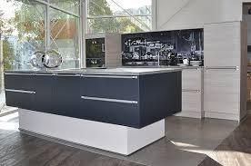 insel küche pinie grau samtblau mit geräten in overath
