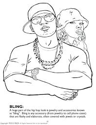 Gangsta Rap Coloring Book Ebay Download Pdf Full Size