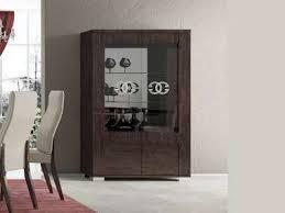 vitrine 2 türig wohnzimmer esszimmer kollektion prestige