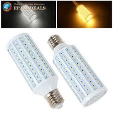 e40 30w 165 x 5730 smd led corn light bulb bright warm white