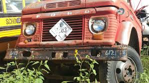 100 Ford Truck Salvage Yards Yard CH Parts