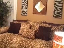 Leopard Print Room Decor by Leopard Print Bedroom Decor Interior Designs Room