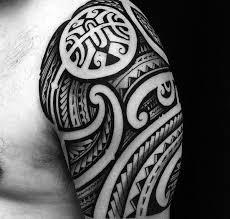 25 Beautiful Polynesian Tattoo Sleeve Ideas On Pinterest