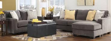 Ashley Hodan Microfiber Sofa Chaise by Living Room Perfect Ashley Furniture Living Room Sets Bradington
