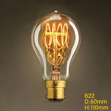 aliexpress buy vintage squirrel 40w a19 b22 edison light