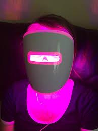 Fight Acne with NEUTROGENA Light Therapy Acne Mask Simply Stacie