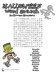 Halloween Picture Books For Third Graders by Halloween Word Puzzles Woo Jr Kids Activities