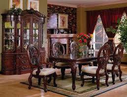 Formal Dining Room Sets Also Elegant Furniture Large