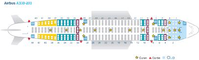 voyage mille et une nuits sélection de sièges avec air transat