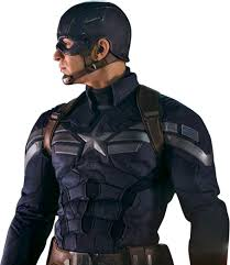 Captain America The Winter Soldier Render