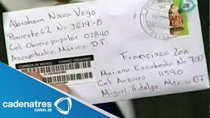 Conoce La Manera De Enviar Una Carta Por Correo Tradicional YouTube
