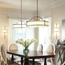 Dining Lighting Ideas Room Ceiling Lights Rustic Table