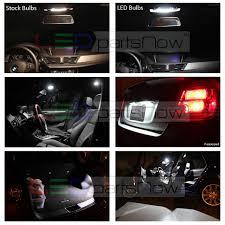 2016 Honda Pilot Interior LED Lights Package
