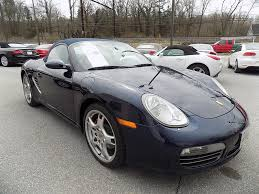 2005 Used Porsche Boxster 2dr Roadster S At HG Motorcar Corporation ...
