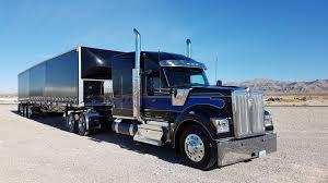 100 New Kenworth Trucks Test Driving The W990 Truck S