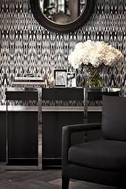eichholtz runder designer spiegel cuba farbe schwarz mit gold detail