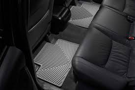 Laser Measured All Weather Floor Mats by Weathertech W71gr Weathertech All Weather Floor Mats Free