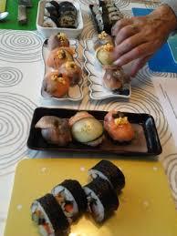 cours de cuisine cholet cours de cuisine à cholet cuisine japonaise sushi nori maki