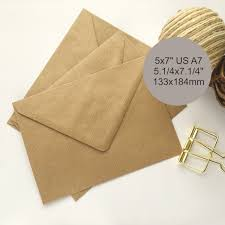 Fancy Handwriting Envelope