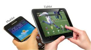 Tablets vs Phablets