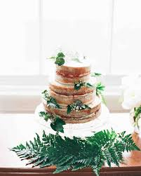 Rustic Fall Wedding Cakes