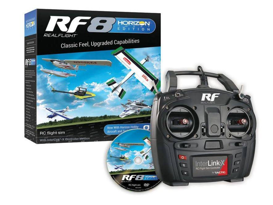 RealFlight RFL1000 Horizon Hobby Edition Flight Simulator