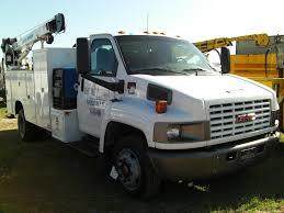 100 Gmc C4500 Truck 2008 GMC SERVICE TRUCK
