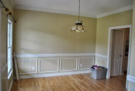 Dining Room Paint Ideas With Chair Rail Interior Design Molding