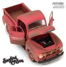 1:18 Sanford And Son (1972-77 TV Series) – 1952 Ford F-1 Truck ... 1951 Ford F1 Sanford And Son Hot Rod Network Salvaging A Bit Of Tv History Breaking News Thepostnewspaperscom Chevywt 56 C3100 Stepside Project Archive Trifivecom 1955 1954 F100 Tribute Youtube Wonderful Wonderblog I Met Rollo From Today Sanford The Great A 1956 B600 Truck Enthusiasts Forums The Bug Boys Sons Speed Shop One Owner 1949 Pickup 118 197277 Series 1952 Nations Trucks Used Dealership In Fl 32773 Critical Outcast Con Trip Chiller Theatre Spring 2016 Tag Cleaning Car Talk