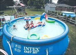 Pool Walmart Inflatable Swimming Pools Supplies Vacuum