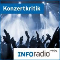 konzertkritik inforadio podcast en ligne emission radio