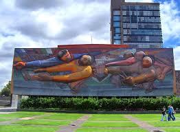 David Alfaro Siqueiros Murales Y Su Significado by Por Las Calles De La Ciudad Murales De Torre De Rectoría De La