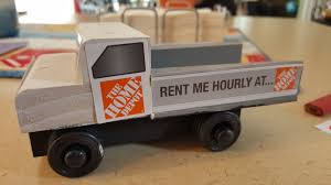Home Depot Kids Workshop Load N Go Truck The Nazarian, Home Depot ...