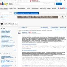 Responsive Design EBay Item Description Template