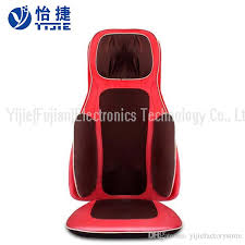 Back Massage Pads For Chairs by 2017 Yijie Air Bag Massage Cushion Neck Cervical Spine Massager