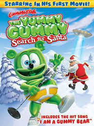 Spookley The Square Pumpkin Dvd Sale by Amazon Com Yummy Gummy Search For Santa The Gummibar