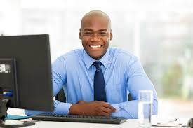 bureau homme d affaire bureau africain d homme d affaires photo stock image 44341166