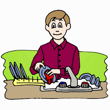 Free Cliparts Download Clip Dishwasher Clipart Boy Png