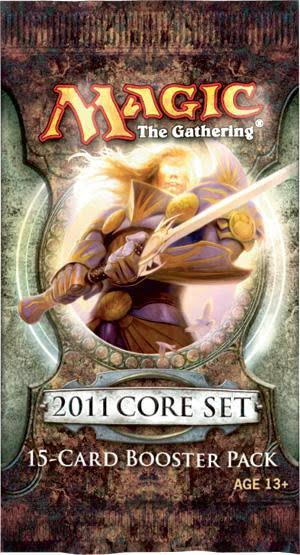 Magic The Gathering Magic 2011 Booster Pack