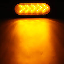 Keyecu Amber Sequential ARROW TURN SIGNAL (35 LED) Oval Light SEMI ... Rc Semi Truck Whelen Special Edition Low Profile Light Bar Flash Stopturntail Lights Trucklite Keyecu 10pcs Red 4inch 4led Rectangle Truck Semi Trailer Side Beautiful Led Tail For Heavy Trucks Best Flashing Led Latest News Breaking Headlines And Top Stories Semitrucks Illumating The Road Ahead Roundup Diesel Tech Magazine 2 Inch Round Vehicles Ford Super Duty Page 1 Headlight Revolution 2009 2018 Dodge Ram Refctorstyle Front Turn Signal Bulb Kit Kenworth Showing Semitruckgallerycom Youtube Marker Wiring Basic Guide Diagram