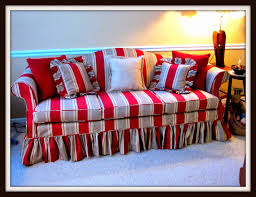 Slipcovers For Camel Back Sofa by Couch Covers For Couches With Pillow Backs Laura Williams