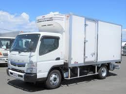 100 Freezer Truck VanMitsubishiTPGFEB80R043778Used Retrus